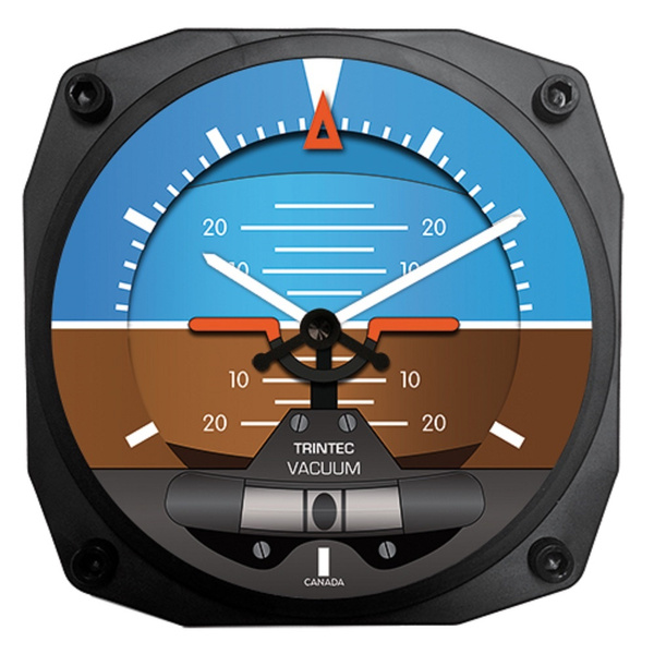 Instrument panels for aircraft