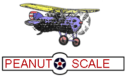 Peanut Scale Models